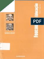 Foucault e a Educacao Alfredo Veiga Neto PDF