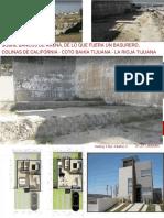 Coto Bahía Tijuana Estafa en Bienes Raíces de GIG Desarrollos Inmobiliarios