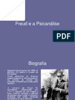 Freud e a Psicanáílise