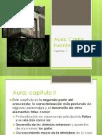 Aura, capítulo II.pptx