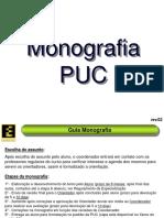 Dicas Monografia PUC