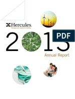HTGC 2013 Annual Report