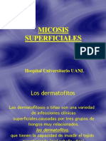 4. Micosis Superficiales
