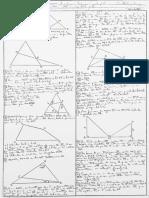 Triângulos - Lista 2