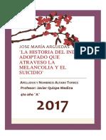 Jose María Arguedas