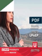 Posgrados Negocios 2015
