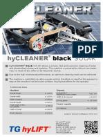 HyCLEANER Datasheet BlackSOLAR En