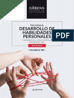 Desarrollo Habilidades Personales 2016 Final