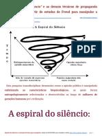 Espiral do Silêncio