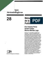 Anduiza Crespo y Mendez