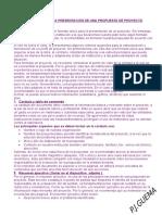 CRITERIOS PARA LA PRESENTACIÓN DE UNA PROPUESTA DE PROYECTO.doc