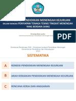 Revitalisasi PMK Dlm Rangka Penyiapan Tenaga Teknis Tik Menengah Yg Berdaya Saing