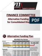KCCDA Alternative Funding Plan