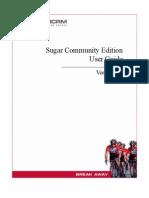 Sugar Community CRM 5.1