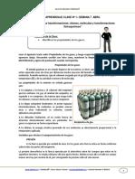 Guia Cnaturales 7basico Semana7 La Materia y Sus Transformaciones Abril 2013