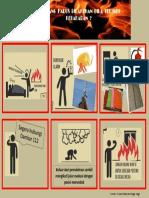 Poster Kebakaran