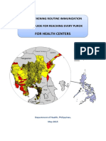 Booklet-health Centre Simple Guide for Reaching Every Purok Final 26may2015 Jd Comments Rev1