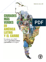 Ciudades Mas Verdes America Latina Caribe