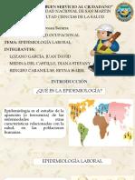 EPIDEMIOLOGÍA-LABORAL (1)