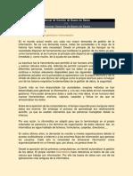 Manual de Gestión de Bases de Datos