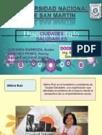 Ciudades Saludables Expo