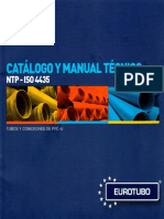 80500732 EUROTUBO Catalogo y Manual Tecnico