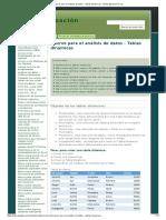 Macros Para El Análisis de Datos - Tablas Dinámicas