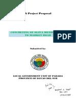 Project Proposal-fmr-oliva Mendez Road 2017