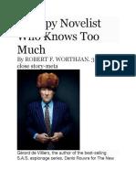 spy novelist who knew too much.pdf