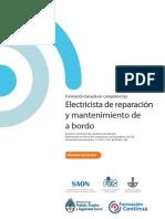 DC NAVAL Electricista de Reparacion y Mantenimiento de a Bordo