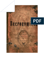 Tyson Donald - Necronomicon.doc