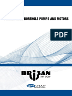 Brisan Pump Catalogue