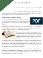 ¿Fue la Biblia robada de textos más antiguos?.pdf