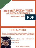 Sistema Poka Yoke