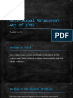 Anti-Sexual Harassment Act of 1995 - bryne teon.pptx