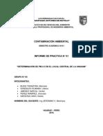 Informe Final de Pm 2.5