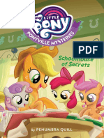 Ponyville Mysteries #1 Schoolhouse of Secrets
