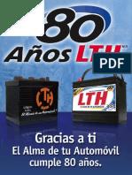 Historia de Baterias Lth