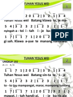 Ungkup 192 - Tuhan Yesus Wei.pptx