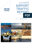 ACI Europe Airport Traffic Report - June, Q2 & H1 2017 PR