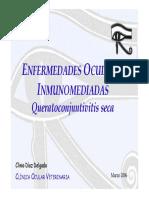 Queratoconjutivitis Seca