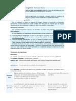 Características Del Signo Lingüístico