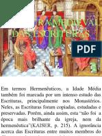 10 a Leitura Medieval Das Escrituras