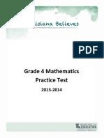 Grade 4 Mathematics