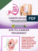 Ppt Penyuluhan Kanker Payudara Print 1