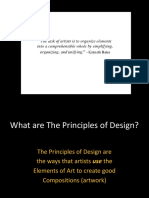 1. Principles of Design Good One Clark Ppt0000041