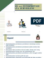 Analisis Data Surveilans