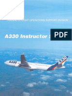 INSTRUCTOR SUPPORT Airbus A330