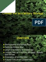 Limited War Presentation