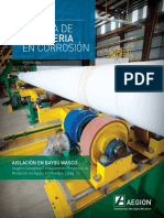 2016 Corrosion Engineering Review Spanish